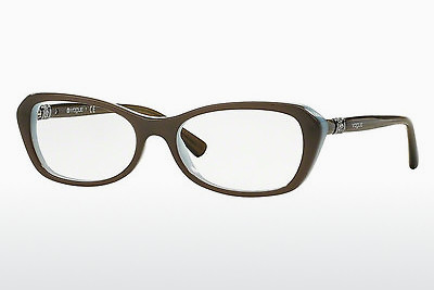 Gafas de diseño Vogue VO2960B 2322 - Marrones, Mud