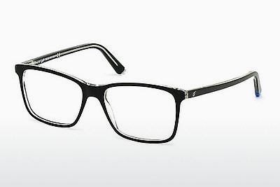 Gafas de diseño Web Eyewear WE5172 003 - Negras, Transparent