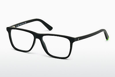 Gafas de diseño Web Eyewear WE5184 002 - Negras, Matt