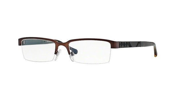 Burberry BE1267 1012 MATTE BROWN