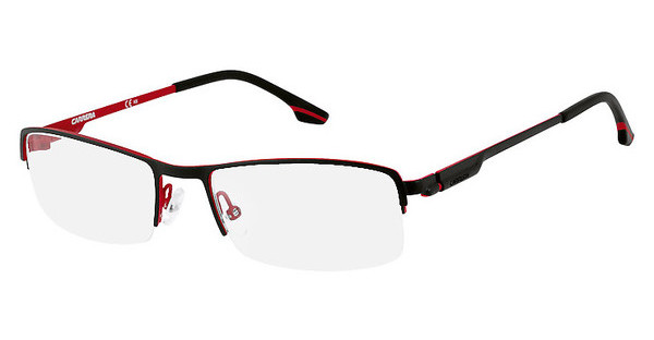 Carrera CA7589 IAM BLACK RED