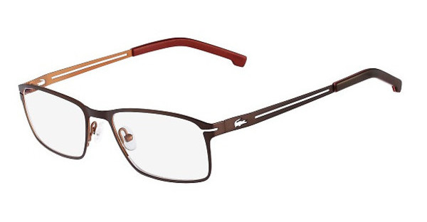 Lacoste L2167 210 SATIN BROWN