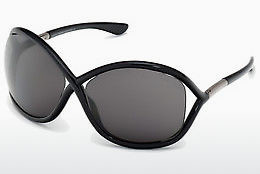 Gafas de visión Tom Ford Whitney (FT0009 199) - Negras, Shiny