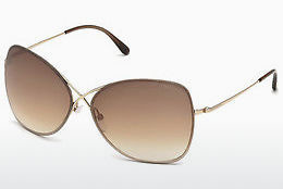 Gafas de visión Tom Ford Colette (FT0250 28F) - Oro