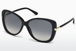 Gafas de visión Tom Ford Linda (FT0324 01B) - Negras, Shiny