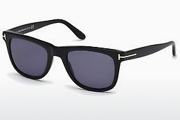 Gafas de visión Tom Ford Leo (FT0336 01V) - Negras, Shiny