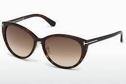 Gafas de visión Tom Ford Gina (FT0345 52F) - Marrones, Dark, Havana