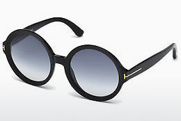 Gafas de visión Tom Ford Juliet (FT0369 01B) - Negras, Shiny