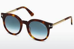 Gafas de visión Tom Ford Janina (FT0435 52P) - Marrones, Dark, Havana