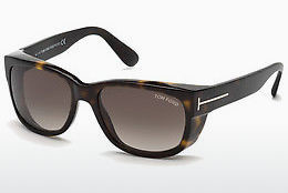 Gafas de visión Tom Ford Carson (FT0441 52K) - Marrones, Dark, Havana