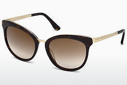 Gafas de visión Tom Ford Emma (FT0461 52G) - Marrones, Dark, Havana