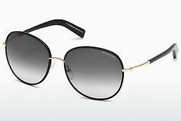 Gafas de visión Tom Ford Georgia (FT0498 01B) - Negras, Shiny
