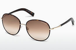 Gafas de visión Tom Ford Georgia (FT0498 52F) - Marrones, Dark, Havana