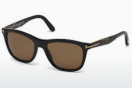 Gafas de visión Tom Ford Andrew (FT0500 01H) - Negras, Shiny