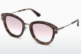 Gafas de visión Tom Ford FT0574 55Z - Policromas, Marrones, Havanna