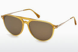 Gafas de visión Tom Ford FT0587 39J - Amarillas
