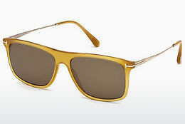 Gafas de visión Tom Ford FT0588 39J - Amarillas