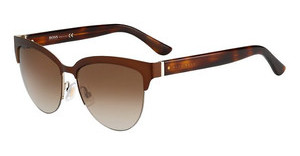 Boss BOSS 0678/S 3DI/6Y BROWN SFBW GD HVN (BROWN SF)