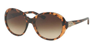 Bvlgari BV8154B 529413 BROWN GRADIENTRED HAVANA
