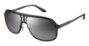 Carrera CARRERA 101/S HKQ/IC GREY MS SLVBLCK RUTH (GREY MS SLV)