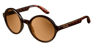 Carrera CARRERA 5008 0SZ/H0 BROWN SPBROWNBWYLWHVBK (BROWN SPBROWN)