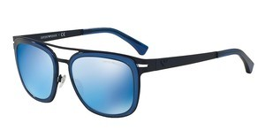 Emporio Armani EA2030 310255 DARK BLUE MIRROR BLUEDARK BLUE RUBBER