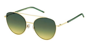 Marc Jacobs MARC 37/S TEA/JE GREEN YELLOWGOLDGREEN (GREEN YELLOW)