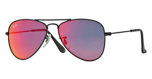 Ray-Ban Junior RJ9506S 201/6Q RED MULTILAYERMATTE BLACK