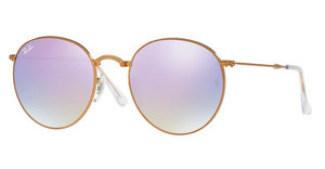 Ray-Ban RB3532 198/7X LILAC FLASH GRADIENTSHINY BRONZE