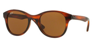 Ray-Ban RB4203 820/73 DARK BROWNSHINY STRIPED HAVANA