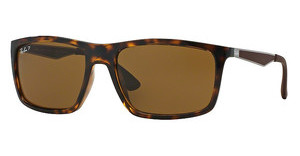 Ray-Ban RB4228 710/83 POLAR BROWNLIGHT HAVANA