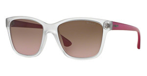 Vogue VO2896S W74514 PINK GRADIENT BROWNTRANSPARENT DEMI SHINY