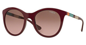 Vogue VO2971S 232414 PINK GRADIENT BROWNDARK BORDEAUX