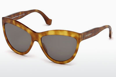 Gafas de visión Balenciaga BA0090 53N - Havanna, Yellow, Blond, Brown