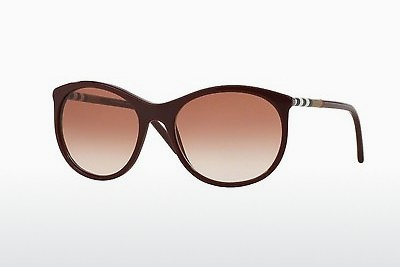Gafas de visión Burberry BE4145 340313 - Rojas, Bordeaux