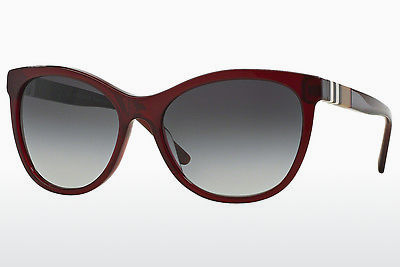 Gafas de visión Burberry BE4199 35438G - Rojas, Bordeaux