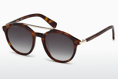Gafas de visión Dsquared DQ0244 54B - Havanna, Red