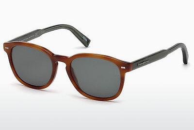 Gafas de visión Ermenegildo Zegna EZ0005 53N - Havanna, Yellow, Blond, Brown