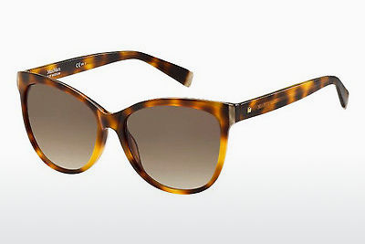 Gafas de visión Max Mara MM THIN 05L/JD - Marrones, Havanna