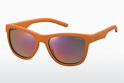 Gafas de visión Polaroid Kids PLD 8018/S H0A/OZ - Orange