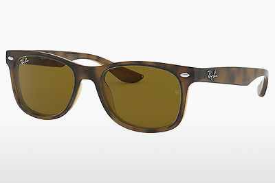 Gafas de visión Ray-Ban Junior RJ9052S 152/3 - Marrones, Havanna