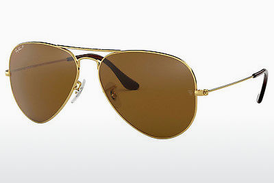 Gafas de visión Ray-Ban AVIATOR LARGE METAL (RB3025 001/57) - Oro