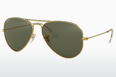 Gafas de visión Ray-Ban AVIATOR LARGE METAL (RB3025 001/58) - Oro