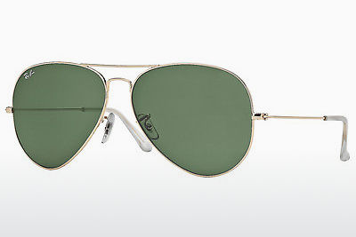 Gafas de visión Ray-Ban AVIATOR LARGE METAL (RB3025 001) - Oro