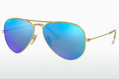 Gafas de visión Ray-Ban AVIATOR LARGE METAL (RB3025 112/4L) - Oro