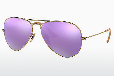 Gafas de visión Ray-Ban AVIATOR LARGE METAL (RB3025 167/1R) - Marrones, Bronce