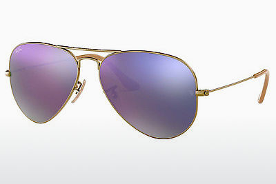 Gafas de visión Ray-Ban AVIATOR LARGE METAL (RB3025 167/4K) - Marrones, Bronce
