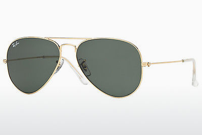 Gafas de visión Ray-Ban AVIATOR LARGE METAL (RB3025 W3234) - Oro