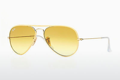 Gafas de visión Ray-Ban AVIATOR FULL COLOR (RB3025JM 001/X4) - Oro