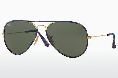 Gafas de visión Ray-Ban AVIATOR FULL COLOR (RB3025JM 172) - Oro